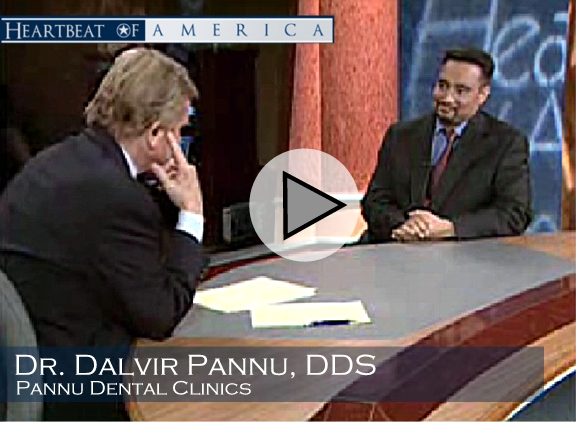 """Dr. Pannu on """"Heartbeat of America"""""""
